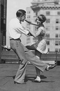 danses en couple : des cours de rock tous niveaux