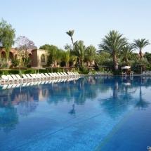 piscine de la palmeraie maroc